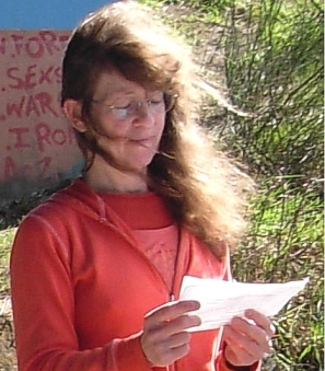 Kim Goldberg