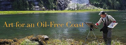 Art for an Oil-Free Coast