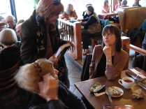 Terry Ann Carter & Leanne Boschman