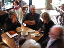 Eve Joseph, Michael Elcock, Marilyn Bowering