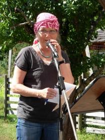 Ann Graham Walker (photo © Kim Goldberg)