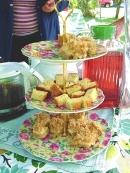 Teatime at Hazelwood (photo © Kim Goldberg)