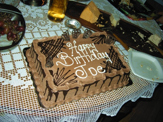 Happy Birthday Joe!