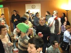 Beer Slam!!! (photo © Kim Goldberg)