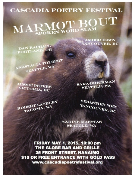 Marmot Bout