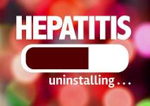 Hepatitis-uninstalling